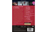 Miah Persson, Sarah Connolly, Jordi Domènech, Baroque Orchestra Of The Gran Teatre Del Liceu, Bicket/Persson/Connolly/Domenech - Krönung Der Poppea [DVD]