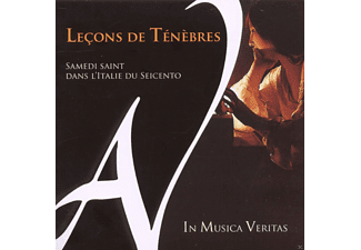 In Musica Veritas - Lecons De Tenebres - (CD)