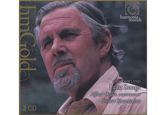 Alfred Deller, Robert Spencer - Lute Songs - (CD)