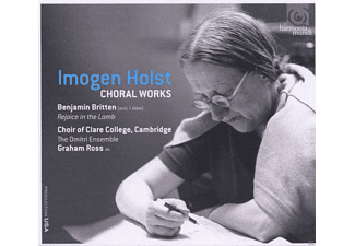 Choir Of Clare College Cambridge, Dmitri Ensemble - Chorwerke - (CD)