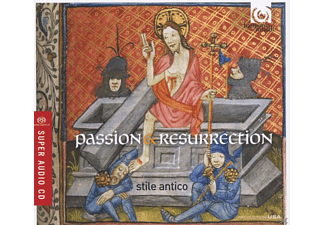 Stile Antico - Passion & Resurrection - (SACD Hybrid)