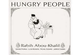Rabih Abou-khalil - Hungry People - (CD)