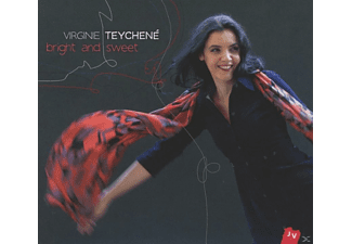 Virginie Teychene - Bright And Sweet - (CD)