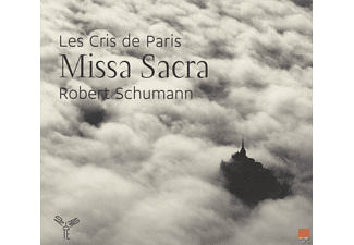 Les Cris De Paris - Missa Sacra - (CD)