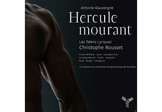 Andrew Foster-williams, Emiliano Gonzalez Toro, Edwin Crossley-mercer, Julie Fuchs, Jael Azzaretti, Alain Buet, Jennifer Borghi, Les Talens Lyriques, Gens Veronique - Hercule mourant - (CD)