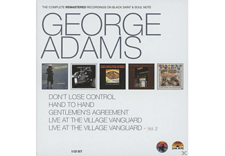 Georg Adams - George Adams - (CD)