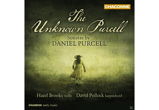 David Pollock, Hazel Brooks - The unknown Purcell - (CD)