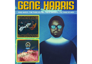 Gene Harris - Gene Harris/The 2 Sounds - (CD)