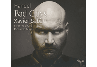 Xavier Sabata - Bad Guys - (CD)