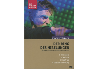 Der Ring Des Nibelungen - Kaminski On Air - (DVD)