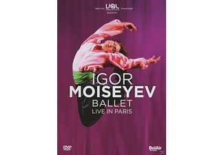 Igor Moiseyev Ballet - Live In Paris - (DVD)