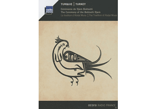 VARIOUS - Turkey. Ceremony Of The Bektashi - (CD)