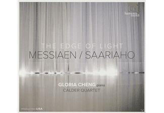 Gloria Cheng, Calder Quartet - The Edge Of Light - (CD)