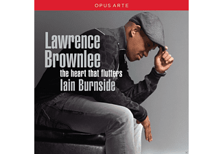 Iain Burnside, Lawrence Brownlee - This Heart That Flutters - (CD)