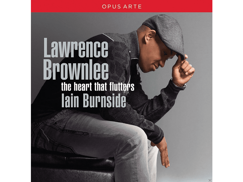 Iain Burnside, Lawrence Brownlee - This Heart That Flutters [CD]