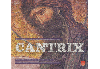 Ensemble Peregrina - Cantrix - (CD)