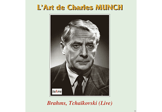 Boston Symphony Orchestra - L' Art De Charles Munch - (CD)