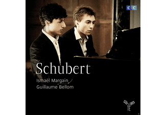 Ismael Margain, Guillaume Bellom - Oeuvres Pour Piano A 4 Mains - (CD)