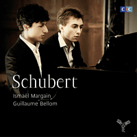 Ismael Margain, Guillaume Bellom - Oeuvres Pour Piano A 4 Mains [CD]