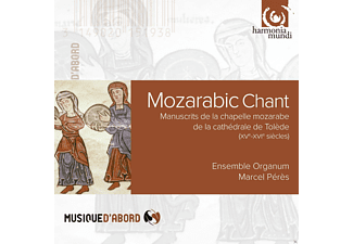 Ensemble Organum - Mozarabic Chant - (CD)