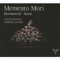 Geoffroy Jourdain, Le Cris De Paris - Memento Mori [CD]