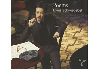 Louis Schwizgebel-wang - Poems - (CD)