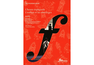 VARIOUS, Glyndebourne Chorus, The London Philharmonic Orchestra - L'enfant Et Les Sortileges / L'heure Espagnole - (DVD)