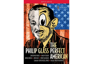 Donald Kaasch, Christopher Purves, David Pittsinger, Janis Kelly, Marie Mclaughlin - The Perfect American [DVD]