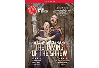 VARIOUS - William Shakespeare - The Taming Of The Shrew - (DVD)