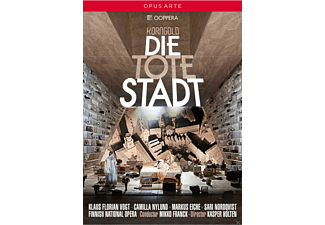 VARIOUS, Finnish National Opera Orchestra, Finnish National Opera Chorus - Die Tote Stadt [DVD]