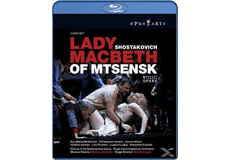 Jansons, Westbroek, Ventris, Jansons/Westbroek/Ventris - Lady Macbeth Of Mtsensk [Blu-ray]