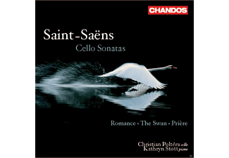 Christian Poltera, Kathryn Stott - Cello Sonatas - (CD)