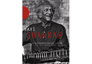 Ravi Shankar - The Extraordinary Lesson - (DVD)