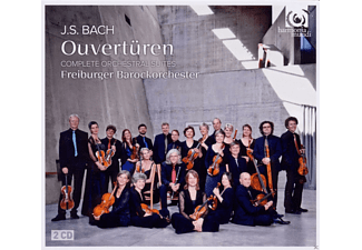 Freiburger Barockorchester - Ouvertüren - (CD)