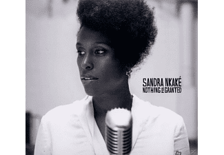 Sandra Nkaké - Nothing For Granted - (CD)