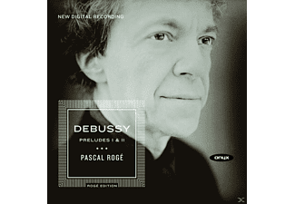 Pascal Roge - The Debussy Edition - (CD)
