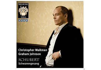 C.Maltman/ G.Johnson - Schwanengesang/Encores - (CD)