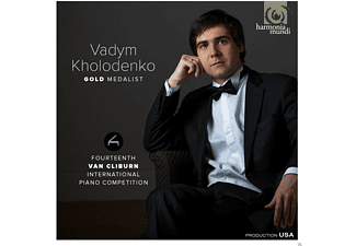 Vadym Kholodenko - Gold Medalist: Fourteenth Van Cliburn International Piano Competition - (CD)