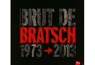 Bratsch - Brut De Bratsch 1973-2013 - (CD + DVD)