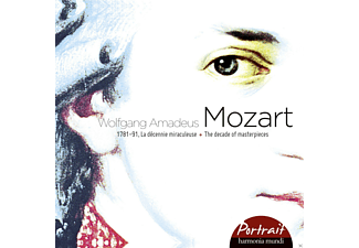 Rene Jacobs - Portrait: W.A. Mozart - (CD)