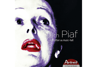 Edith Piaf - Du Trottoir Au Music Hall - (CD)