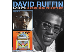David Ruffin - David Ruffin / Me 'N Rock'n'Roll Are Here To Stay - (CD)