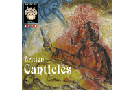 Mark Padmore, Julius Drake - Five Canticles-Wigmore Hall Live [CD]