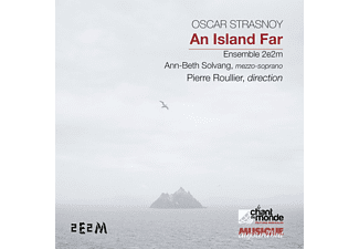 Ensemble 2e2m - An Island Far - (CD)