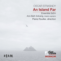 Ensemble 2e2m - An Island Far [CD]
