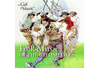 VARIOUS - Folk Music Of The British Isles - (CD)