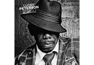 Lucky Peterson - The Son Of A Bluesman - (Vinyl)