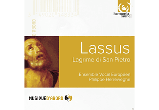 Ensemble Vocal Europeen - Lagrime Di San Pietro - (CD)