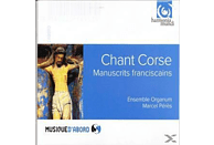Ensemble Organum - Chant Corse - Manuscrits Franciscains [CD]