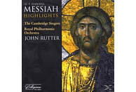 Rutter, The/rutter/rpo/+ Cambridge Singers - Der Messias (QS) [CD]